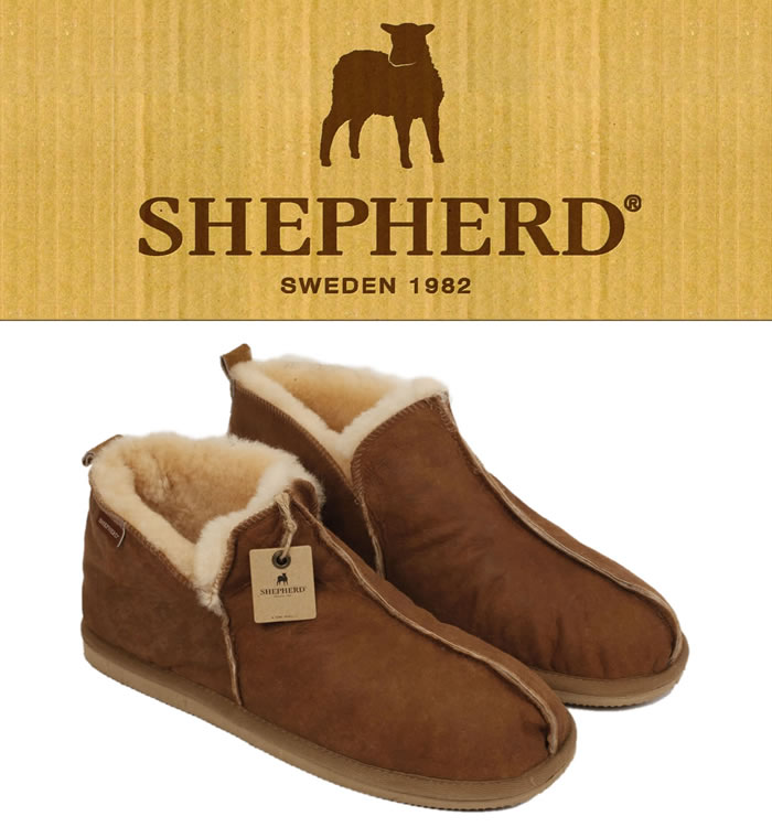 Shepherd Sheepskin Slipper Retailer