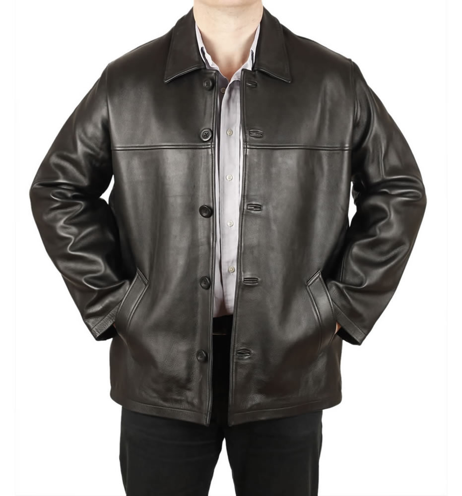 Hide leather jackets