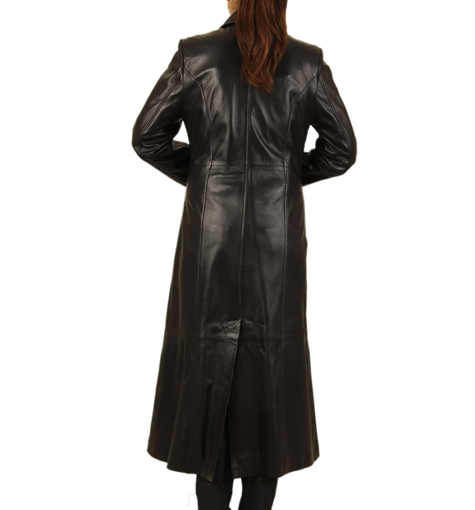 Designer Leather Coats Uk
