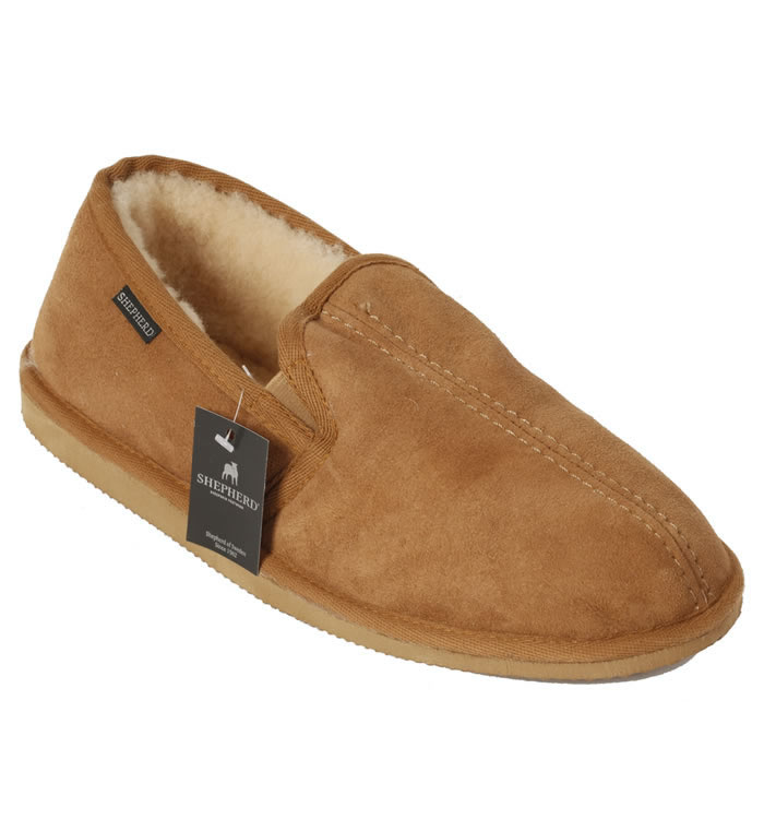 Shepherd Bosse Double Gusset Classic Sheepskin Slipper - SL6018