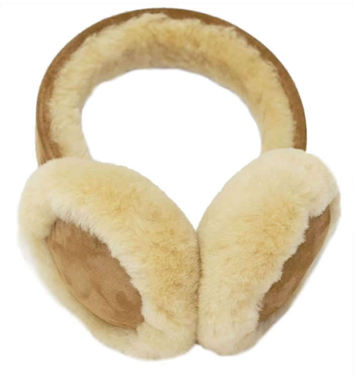 Sheepskin Ear Muffs - SL61118