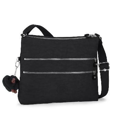 Kipling Alvar Across Body Bag In Black