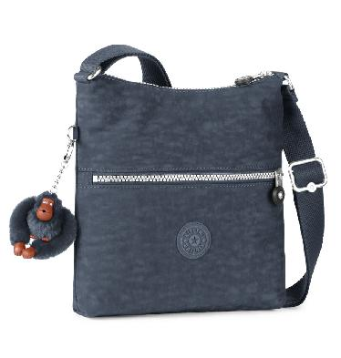 Kipling Zamor Across Body Bag In True Blue