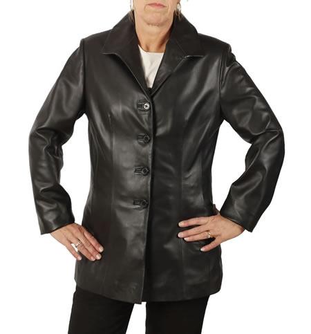 TAILORED LEATHER JACKETS   Women's & Men's Jackets